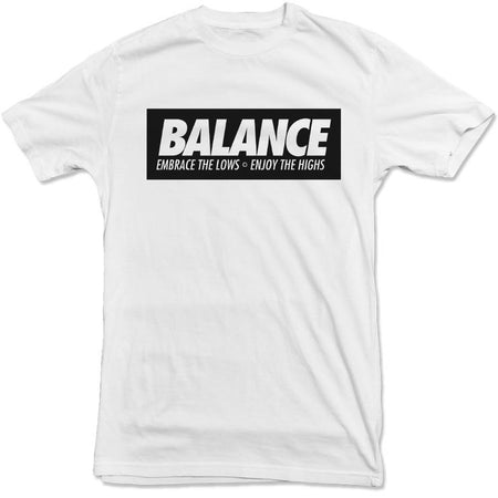 Mike Song - Balance (White)