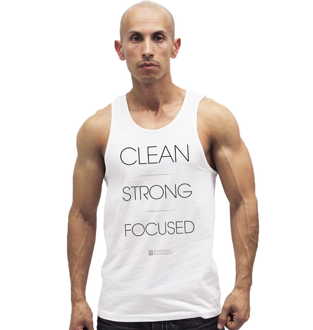 Clean Strong Focused Tank