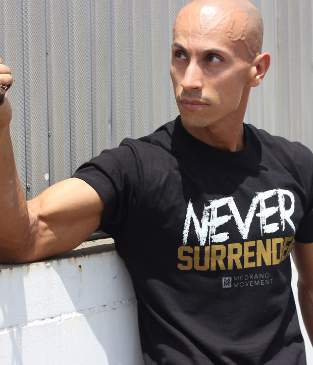 Never Surrender Tee