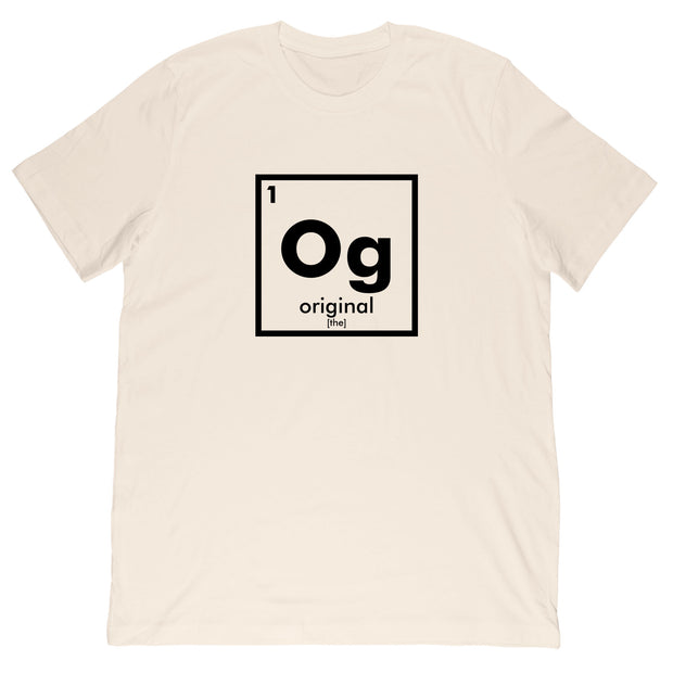Dre_OG Reacts - OG Tee - Natural