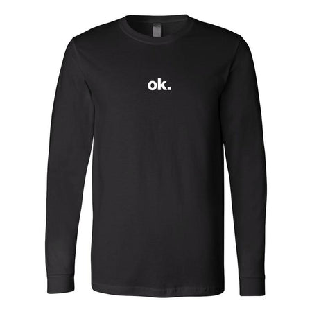Coolmark - Ok Long Sleeve Tee