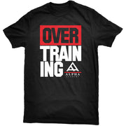 Overtraining Tee - Black