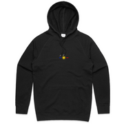 Phlag Embroidered Hoodie
