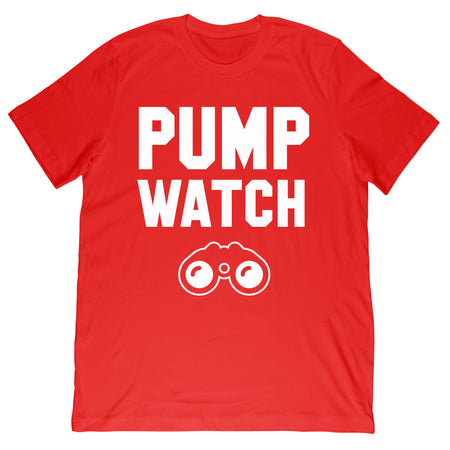 Pump Watch T-Shirt