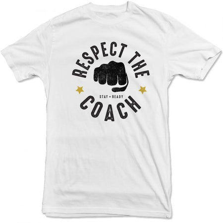 Rampage - Respect The Coach Tee