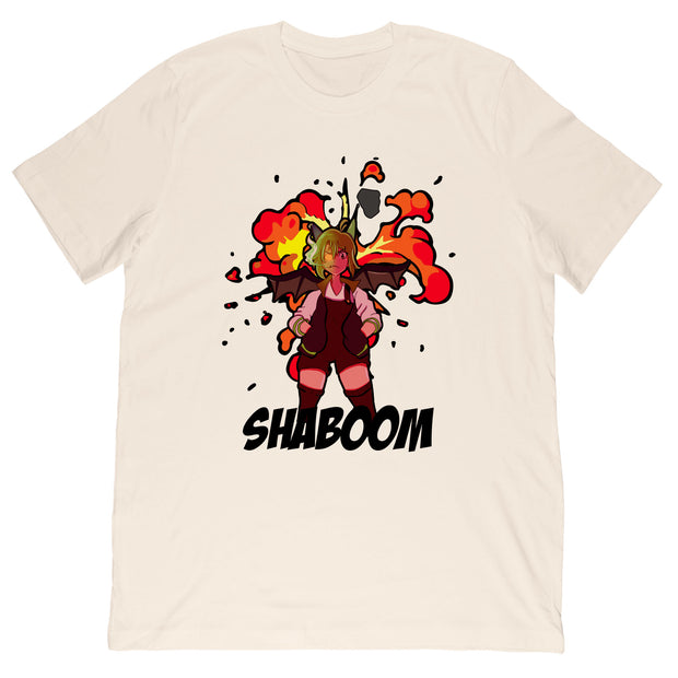 All Ages Of Geek TV - Shaboom Tee