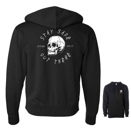 Mr. Davis - Stay Safe Hoodie