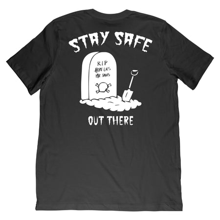 Mr. Davis - Stay Safe Tee