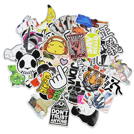 Sticker Bomb Pack (Random, 50 pieces)