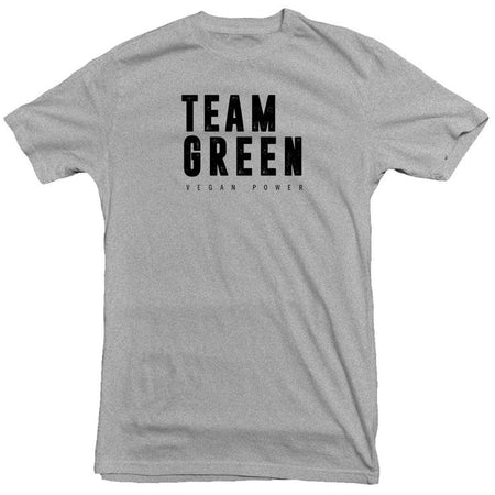 Vegan Power - Team Green Tee