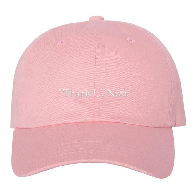 Thank U Next Dad Hat