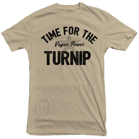 Vegan Power - Turnip Tee