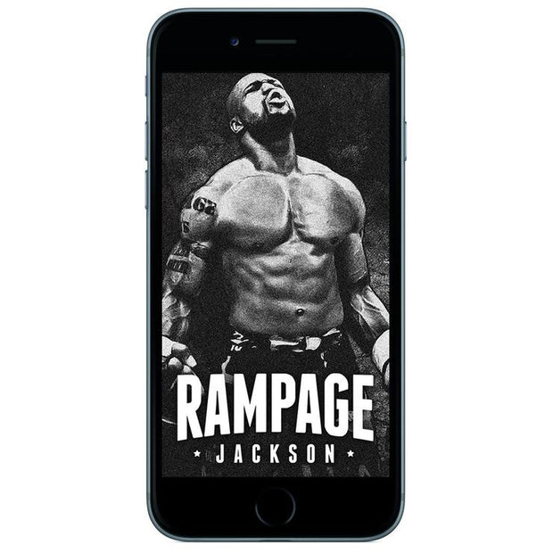 Rampage - Howl Wallpaper (Mobile/Desktop)