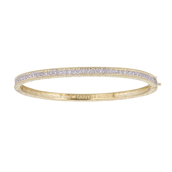 Tanya Farah Fine Jewelry | Diamond Bangle