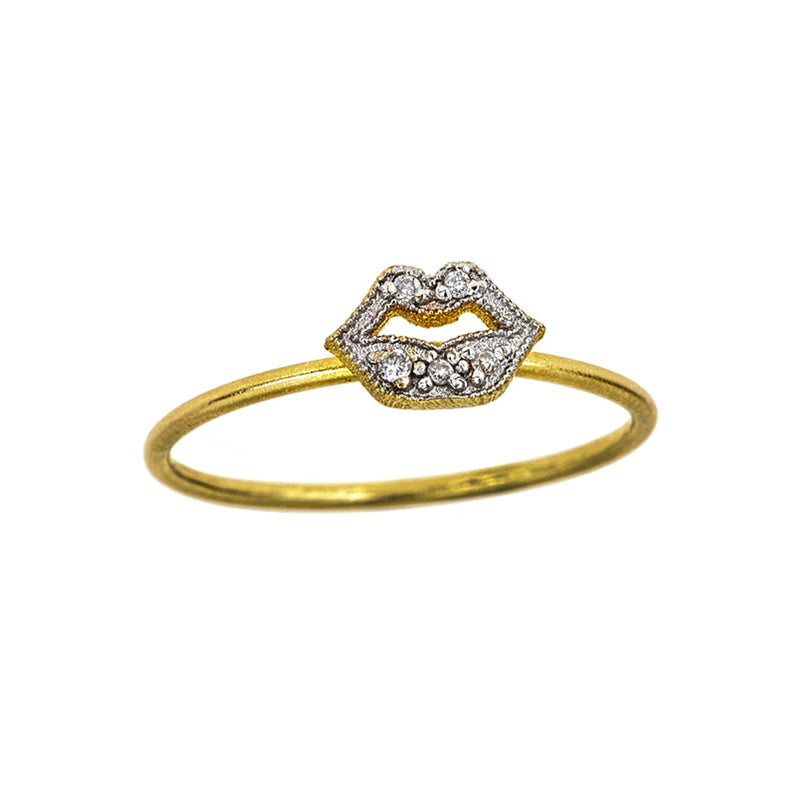 Tanya Farah Fine Jewelry | Diamond Lip Ring