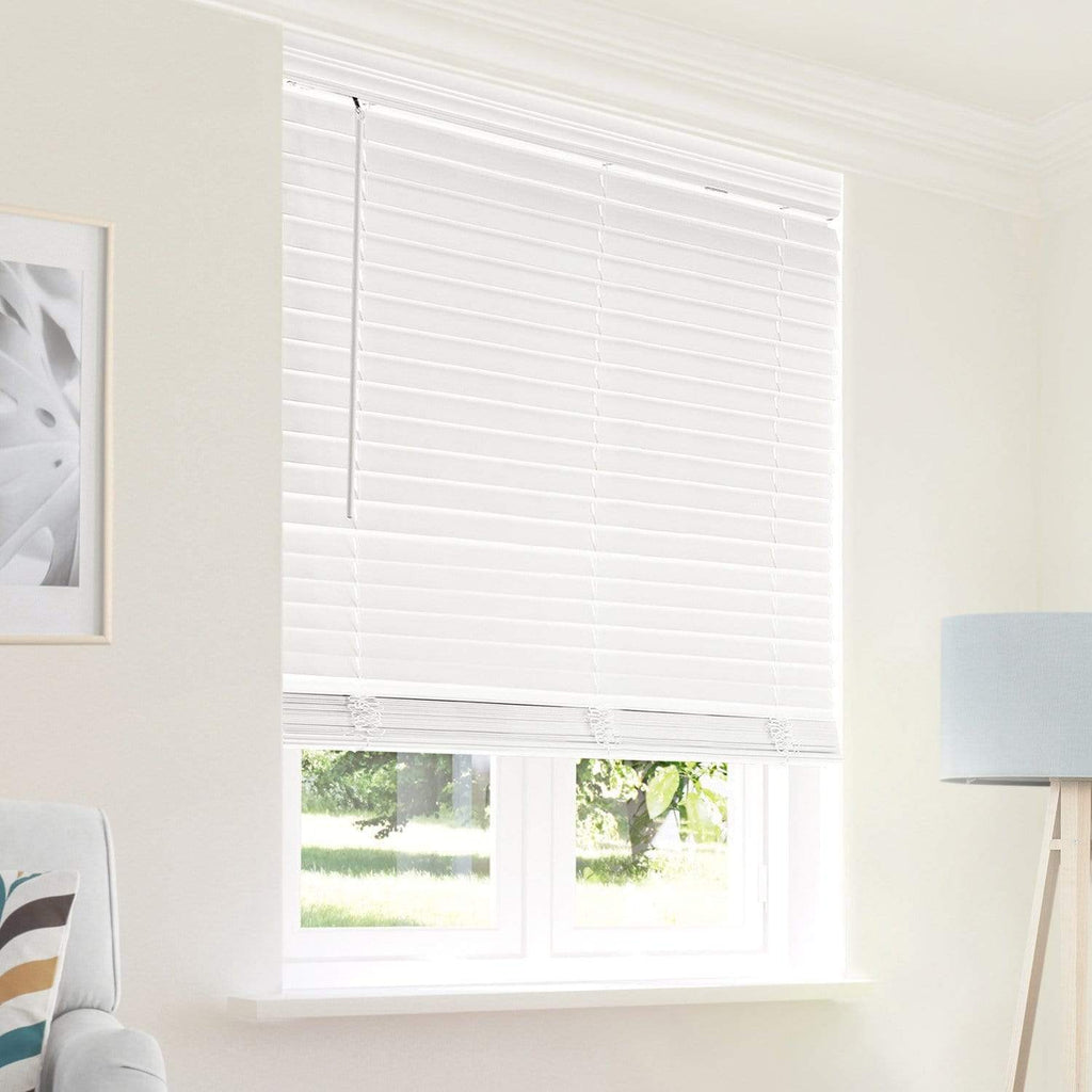 Custom Cordless Faux Wood Blinds Chelsea Chicology