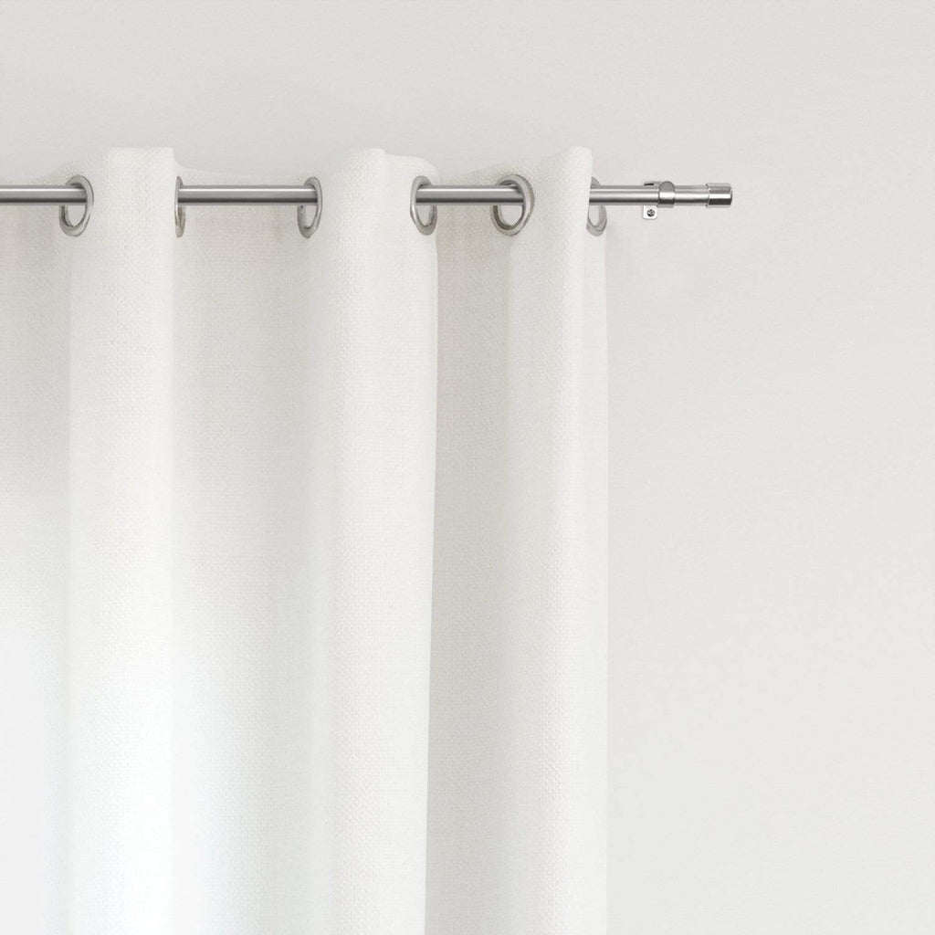 Picture of: 3 4 Inch And 1 1 8 Inch Diameter Curtain Rods Chicology