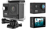 Waterproof HD 1080P Action Camera 4K & Remote