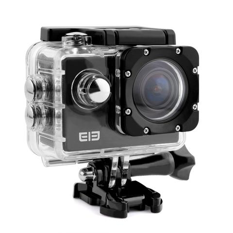 Waterproof Action Camera With 2 Inch LCD