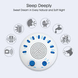 Vontar H9 White Noise Machine Baby Sleep Therapy