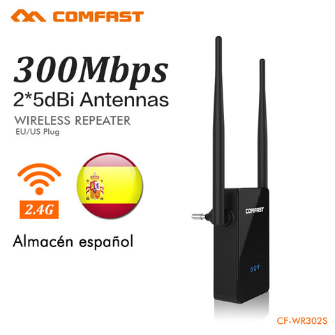 Comfast 300Mbps WIFI Booster - Dual Band