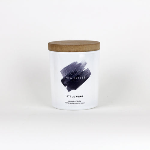 Candle LITTLE WING Lavender + Vanilla
