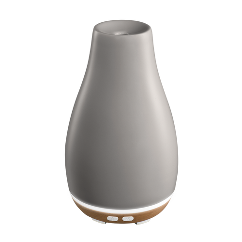 Diffuser & Essential Oil Kit BLOSSOM - Grey