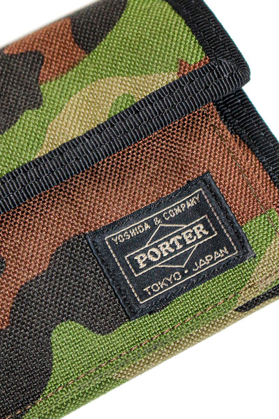 Porter Yoshida and Co x Neighborhood Wallet