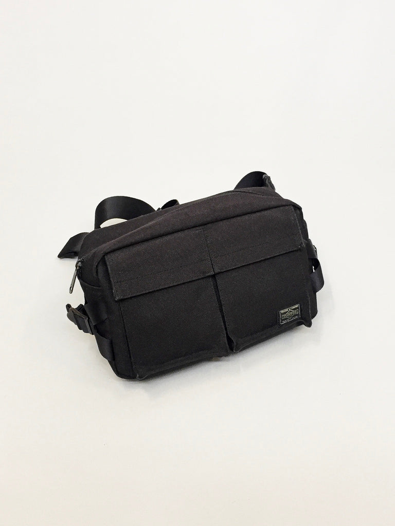 Porter-Yoshida & Co Two Way Smokey Waist Bag