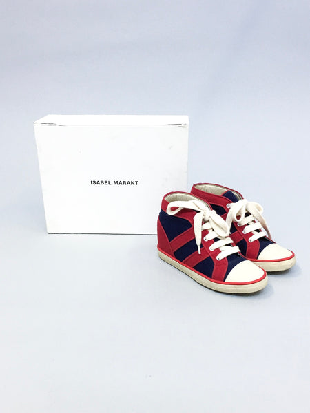 Isabel Marant Spikes Sneakers