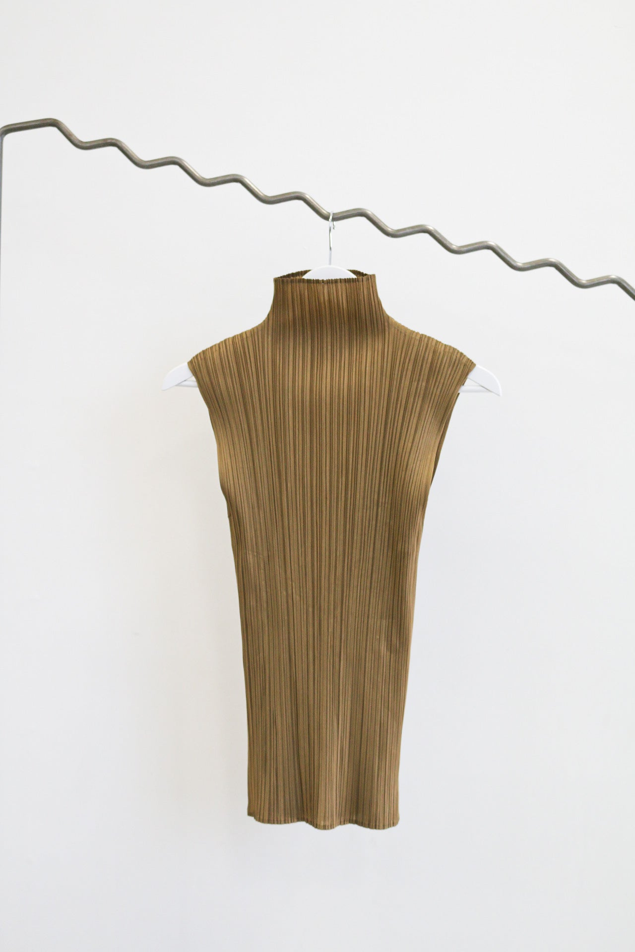 Pleats Please by Issey Miyake Sleeveless