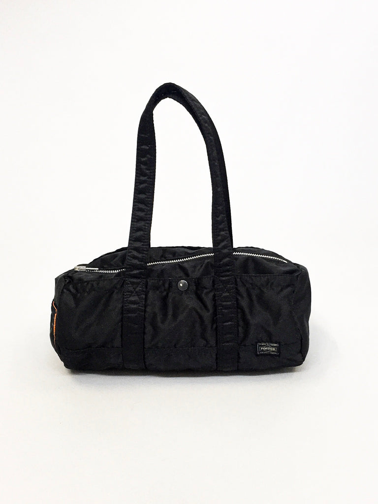 Porter-Yoshida & Co Tanker Boston Bag Black