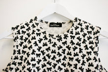Load image into Gallery viewer, Comme des Garçons Tricot Bow Tie Top