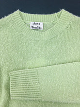 Load image into Gallery viewer, Acne Studios Peele Crewneck Sweater