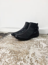 Load image into Gallery viewer, Prada Calfskin Velcro Boot