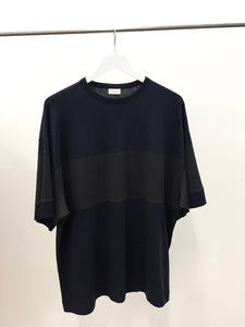 Dries Van Noten Fall 17 Oversized Panel Tee