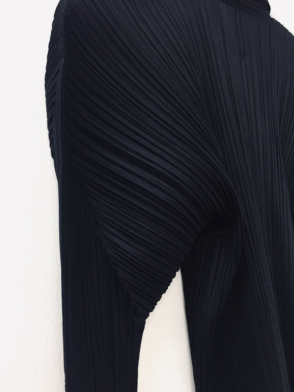 Pleats Please by Issey Miyake Zip Jacket