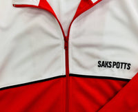 Saks Potts Embroided Logo Track Top