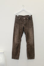 Load image into Gallery viewer, Vintage Helmut Lang Jeans in Brown Cord
