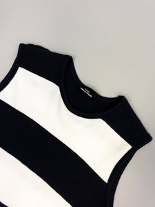 Tricot CDG Inside Out Panel Top