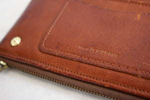 Vintage Porter Leather Wallet Large