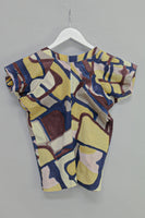 Marni Pattern Dyed Blouse