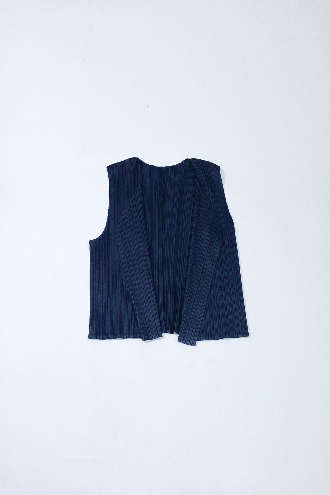 Pleats Please by Issey Miyake Vest