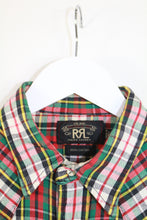 Load image into Gallery viewer, Double RL Check Shirt