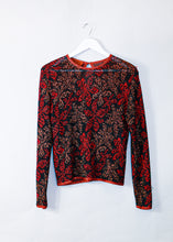 Load image into Gallery viewer, Vintage 1980's Missoni Patterned LongSleeve