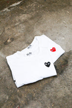 Load image into Gallery viewer, Comme des Garçons Play Black Heart Tee