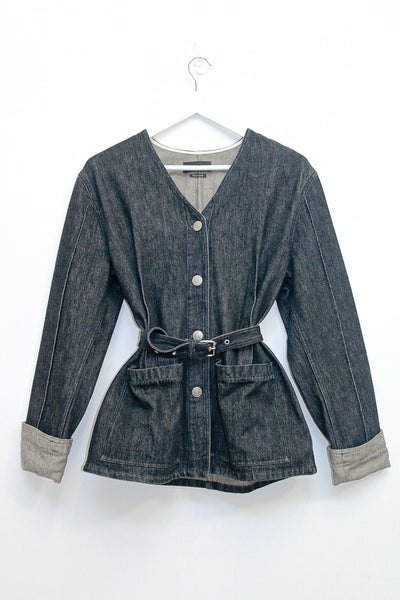 Isabel Marant Estil Belted Jacket