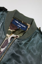 Load image into Gallery viewer, Comme Des Garçons Homme Flight Bomber Jacket