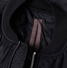 Load image into Gallery viewer, Rick Owens DRKSHDW Nylon MA-1 Jacket