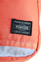 Load image into Gallery viewer, Porter-Yoshida & co Crossbody Bag in emergency orange and 3M